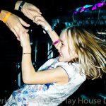 Kids disco London photo